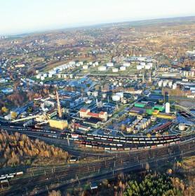 Rafineria Trzebinia. Fot. Paweł  Pawłowski CC BY-SA 3.0